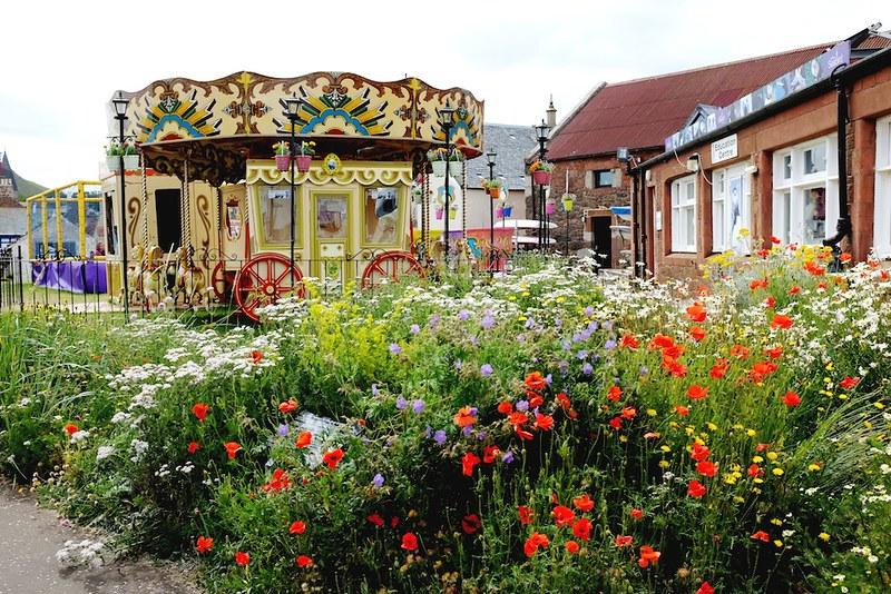 North Berwick playground