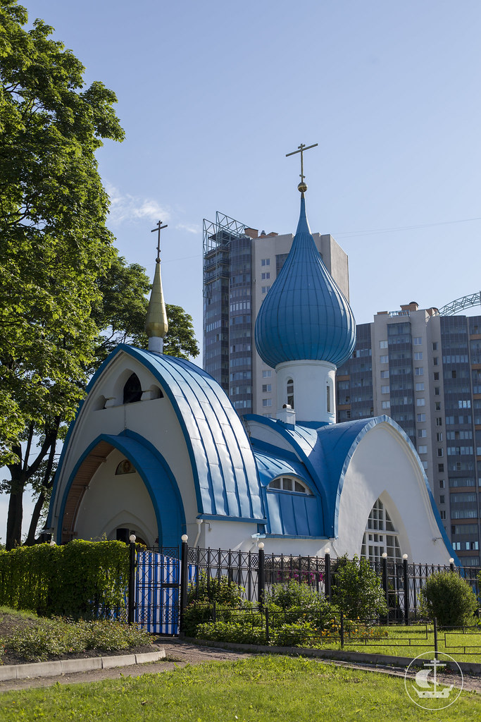 14 июня 2014, Литургия в храме святого праведного Иоанна Кронштадтского / 14 June 2014, Divine Liturgy in the Church of St. John of Kronstadt