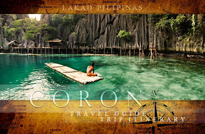 Coron Travel Guide Itinerary Budget