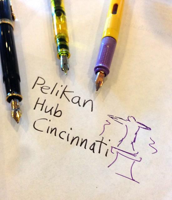 Pelikan Hub Cincinnati