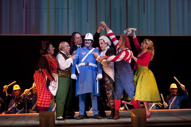 Il barbiere di Siviglia, The Royal Opera © ROH / Bill Cooper 2011
