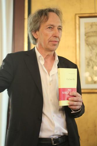 Pascal Bruckner - Prix Marcel Pagnol au Fouquet's