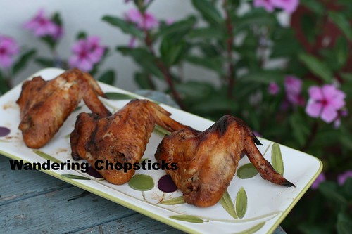 Canh Ga Xa Xiu (Vietnamese  Chinese Char Siu-Style Barbecued Chicken Wings) 5