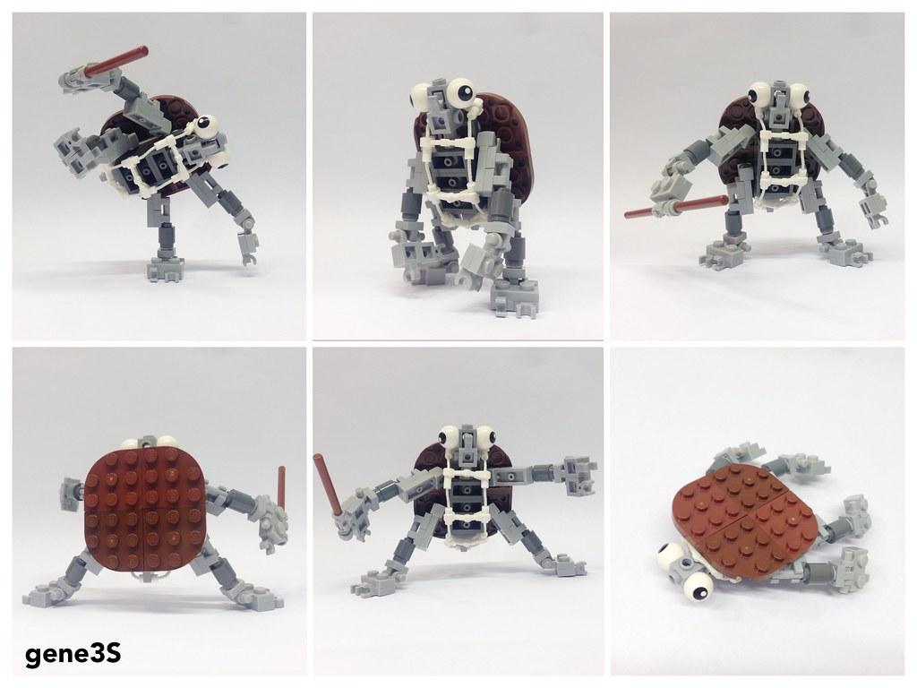 Martial Mech Turtle 2