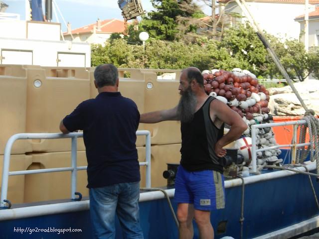 Рыбаки Хорватии
