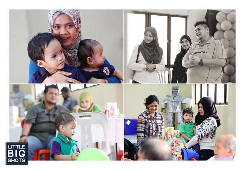 Ilhan Yusuf & Zayyan Umar's Robot Party