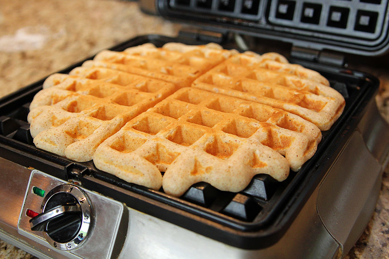 Weekend Waffles #OCanadaFood