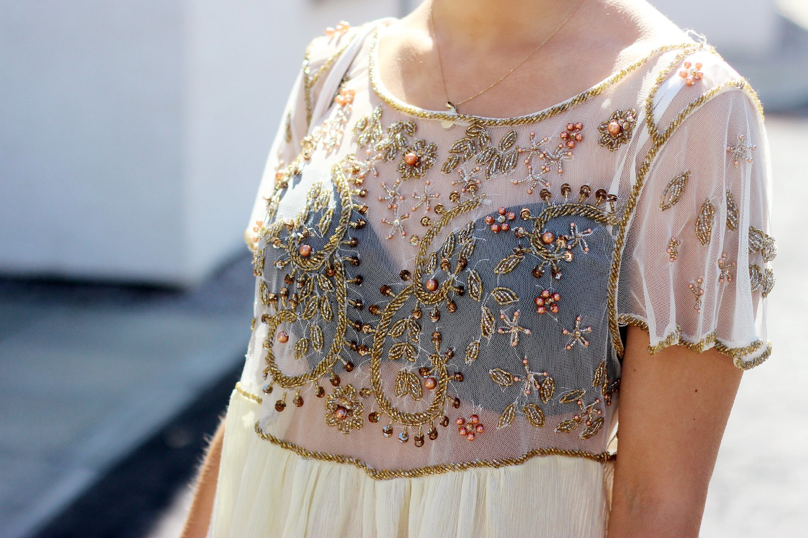 Free People embellished dress 4