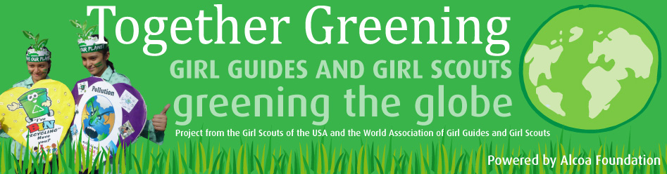 alcoa and the girls scouts