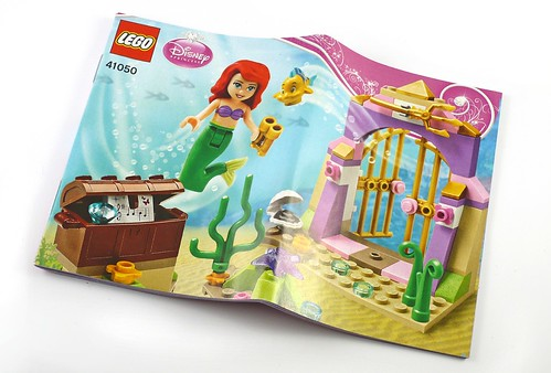 LEGO Disney Princess 41050 Ariel's Amazing Treasures 04