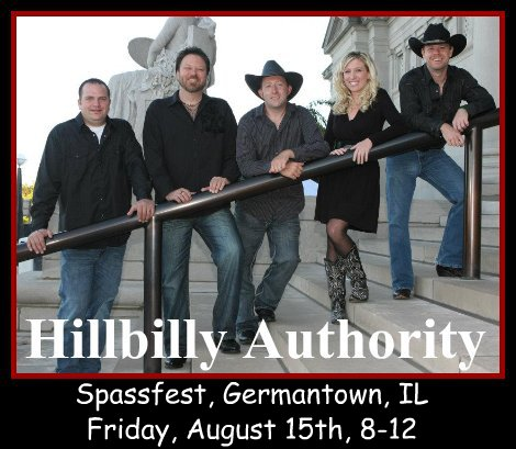 Hillbilly Authority 8-15-14