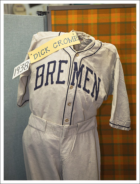 Bremen Baseball Uniform