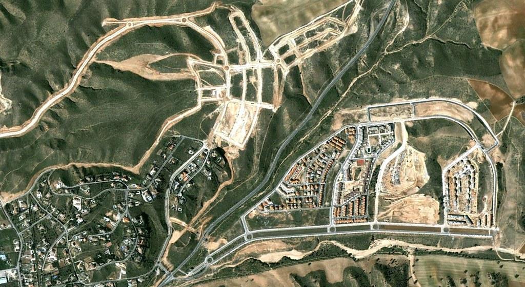 toledo, noroeste, geneicum, antes, urbanismo, planeamiento, urbano, desastre, urbanístico, construcción