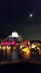 Super Moon @ Buckingham Fountain