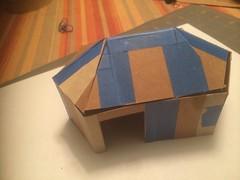 plywood(0.0), wood(0.0), box(0.0), toy(0.0), art(1.0), cardboard(1.0),