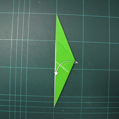 การพับกระดาษเป็นรูปแมวน้ำ (Origami Seal) 004