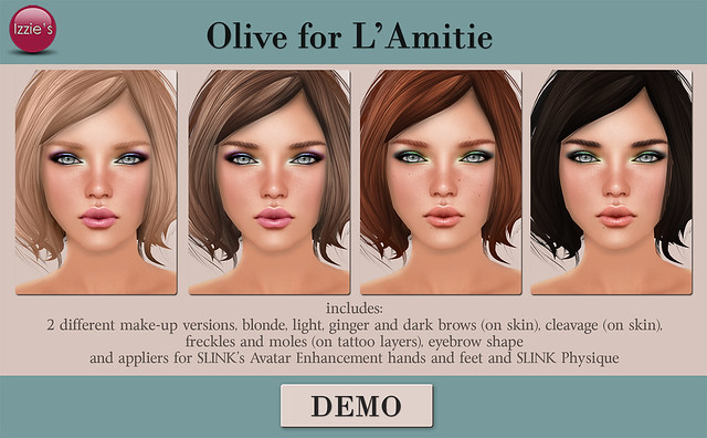 Olive Skin (for L'Amitie)