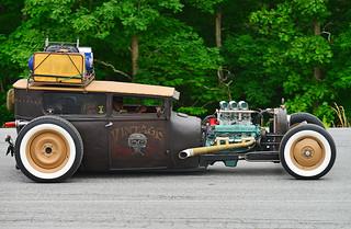 Vintage Speed Shop Logos Vintage Speed Shop Rod