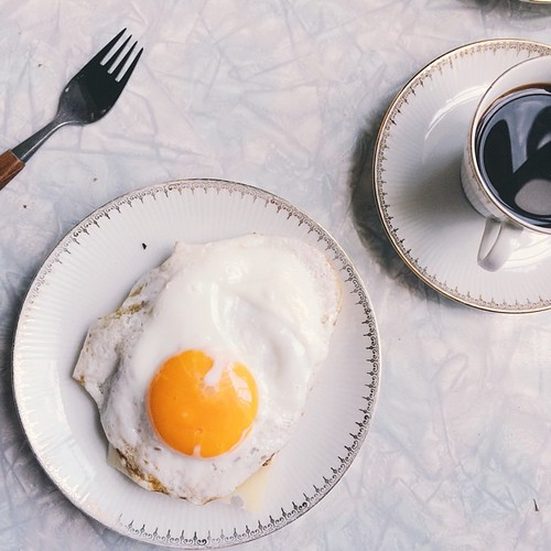 the perfect breakfast egg.