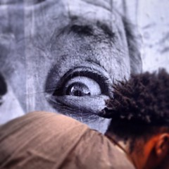 Eye C U, bro! Face2Face by @jr with @wehjr