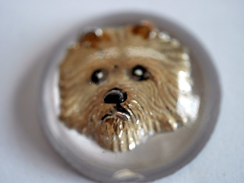 """Essex Crystal"" Dog Cabochons - 3"