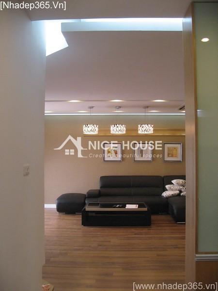 Thiết kế nội thất chung cư M5 - Hà Nội_41