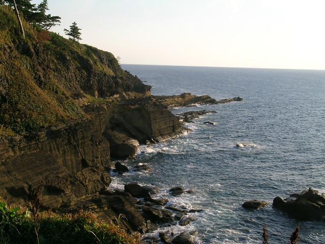 Noto coast