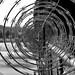 razor-wire by Jerry Craddock