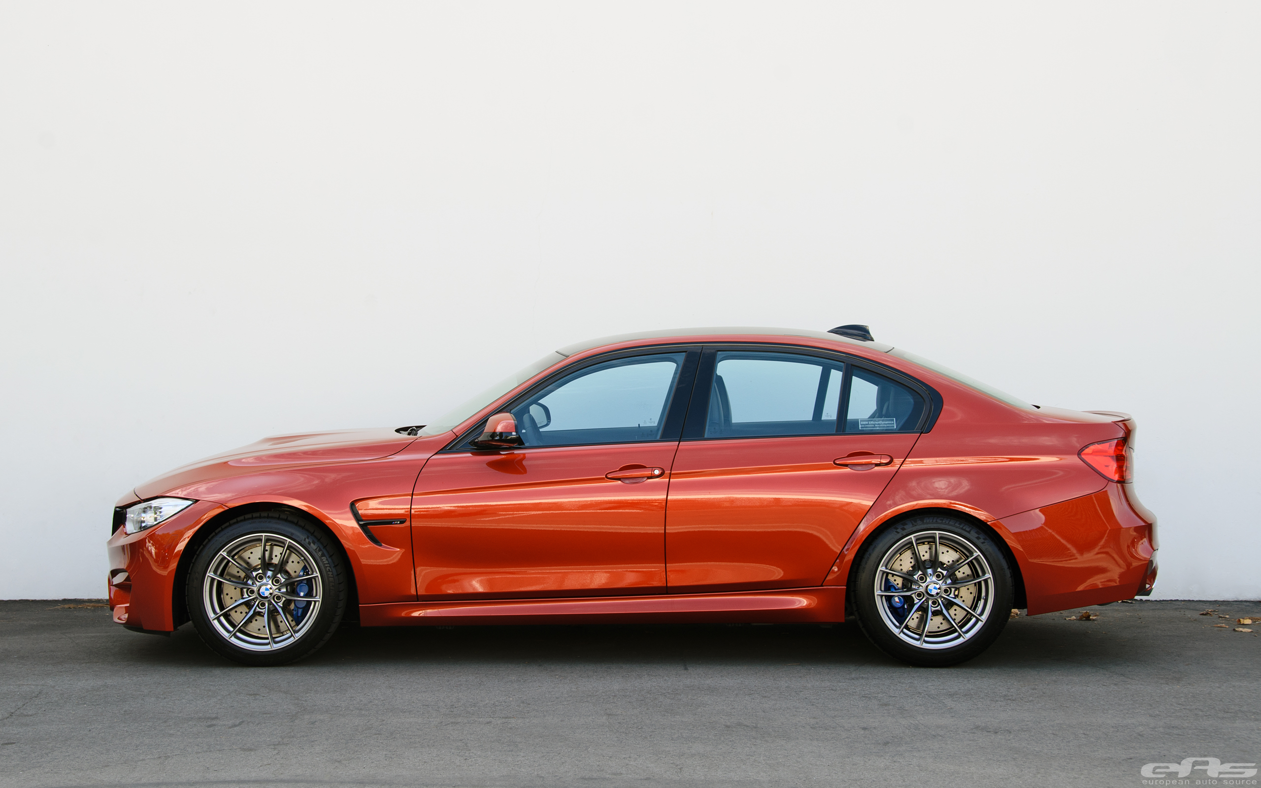 Interlagos Blue E46 M3 >> Sakhir Orange F80 M3 | BMW Performance Parts & Services
