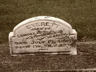 Riverside Cem-Everett son of Lemuel