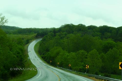 green america forest canon scenery driving roadtrip hills missouri winding 60d