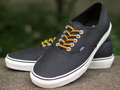 Vans / Authentic - Waxed Canvas