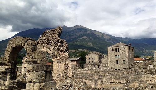 Aostas amfiteātris