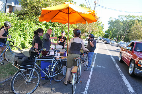 Rider Appreciation Day on Williams Ave-11