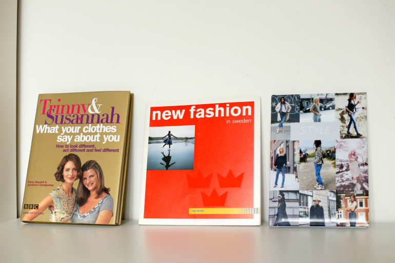 trinny & susannah new fashion in sweden zelf streetstyleboek maken