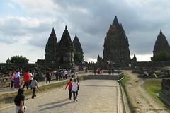 Prambanan, 3 Days after Eid