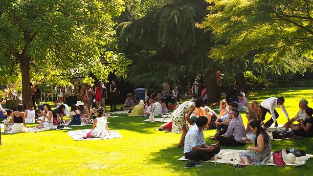 The Garden Party Vancouver | VanDusen Botanical Garden, Shaughnessy