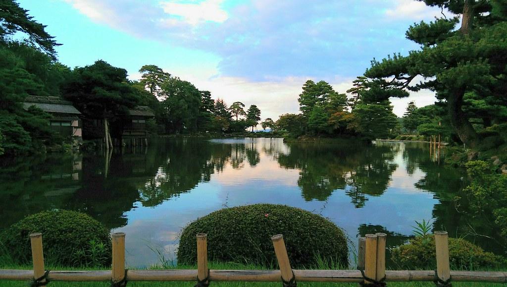Kenroku Garden