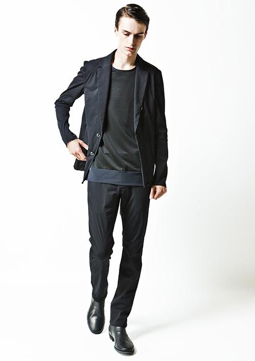 SS15 Tokyo KAZUYUKI KUMAGAI030_Jack Chambers(Fashion Press)