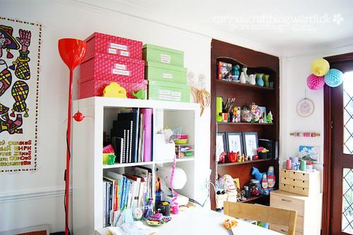 Carina's Studio