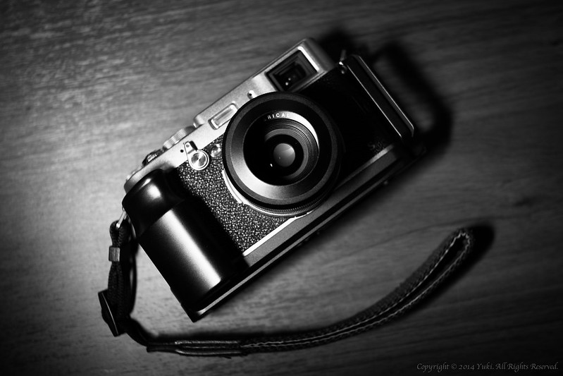 L-Plate & Grip Set with X100S 1