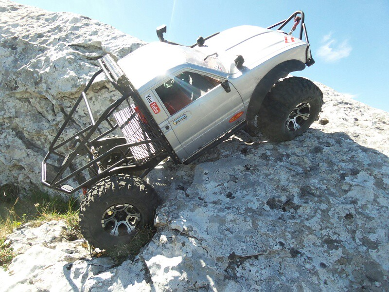 Toyota Hilux Truggy Maxi-PRO 14895933253_6b9a093cb6_b