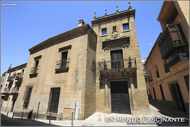 Casa Señorial, Plasencia
