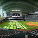 Minute Maid Park Pre-Game Panorama by Evan Gearing (Evan's Expo)