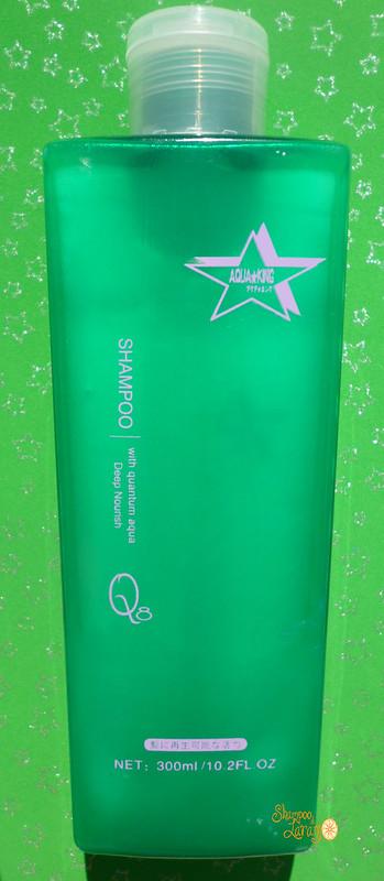 Shampoo Q 8: Para não desbotar os fios tingidos