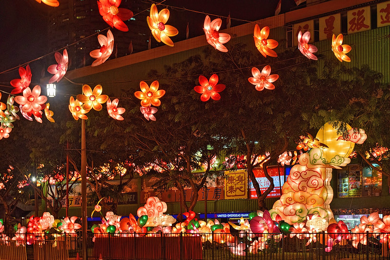 Mid-Autumn Festival Light-up