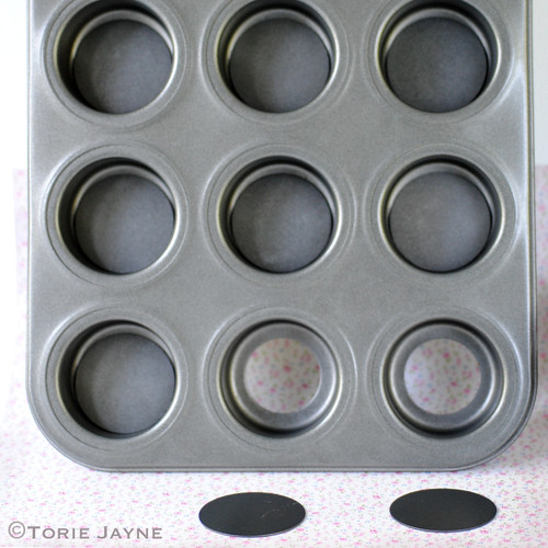 12 Cup Mini Sandwich Tin Torie Jayne