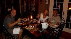 Dinner with Stan & Pam