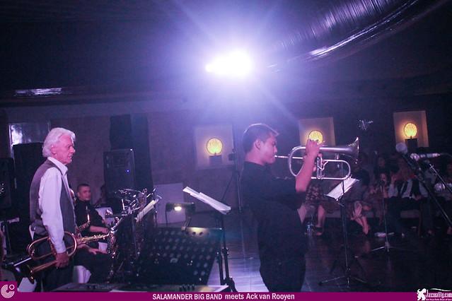 Salamander Big Band meets Ack van Rooyen 2014 (17)