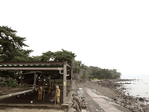 Beppu-kaihin Sunayu